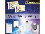 Remeha @ The Movies - WIN WIN WIN!