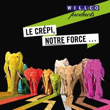 Willco Le crépi, notre force....